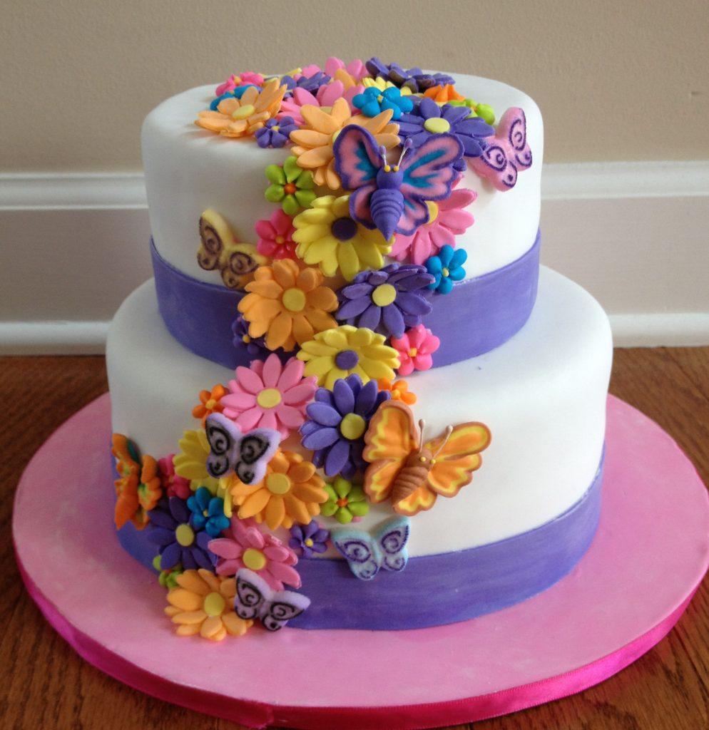 Cake Art Flowers : Sweet Art - Detroit Jewish News