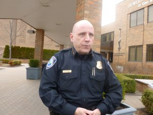 West Bloomfield Police Chief Michael Patton