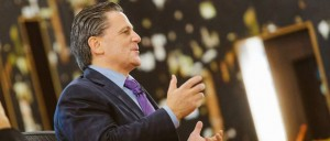 Quicken Loans founder Dan Gilbert inspired the crowd at the event.