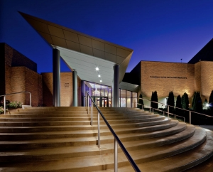 The Berman Theater for the Performing Arts was a recent addition to the JCC in West Bloomfield.