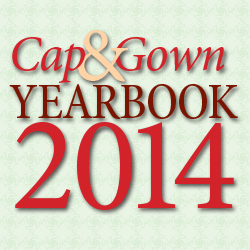 Cap & Gown Icon