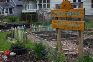 Brightmoor Youth Garden
