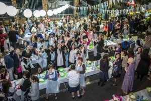 Hundreds of Jewish women from all walks of life participated in last year's Johannesburg Challah Bake during the first Shabbos Project.