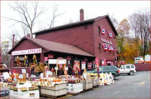It's the season for the Franklin Cider Mill.