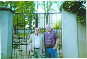 Alfred Zydower and his friend Frank Harris visit Zydower's hometown in Germany.