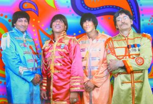 Beatles Tribute Band Toppermost will perform at Shaarey Zedek.