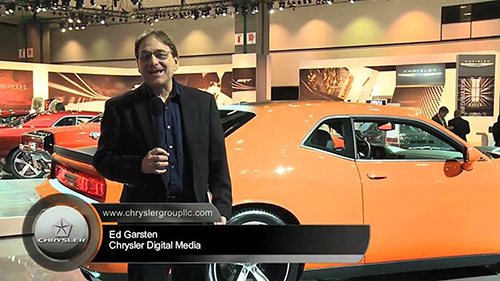 Ed Garsten reports from the floor of the Los Angeles International Auto Show.