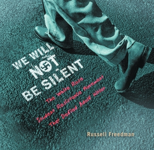 Holocaust_we will not be silent