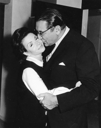 Marjorie and Max Fisher