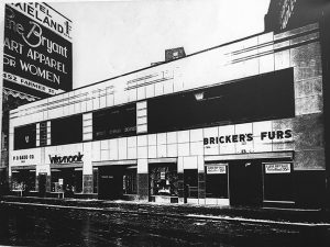 The original store in Detroit